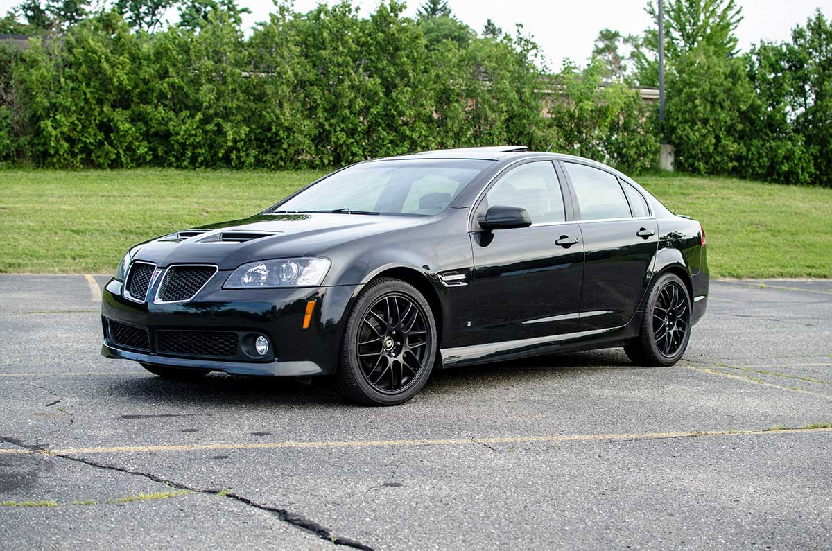 Find Used 2009 Pontiac G8 V6 Loaded Clean Certified To